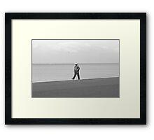 Stroller  Framed Print