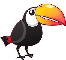 Toucan Sam by CandyShop