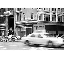 Gotham Bank Photographic Print