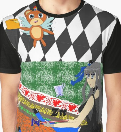 Magical Tea Party Graphic T-Shirt