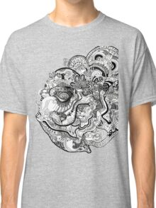 Insanity of Life Classic T-Shirt