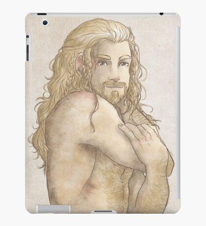 Fili the dwarf iPad Case/Skin