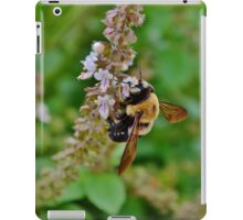 The nature of the bee iPad Case/Skin