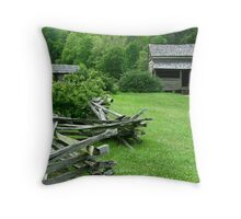 Dan Lawson Place II Throw Pillow