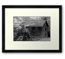 Mingus Mill VII Framed Print