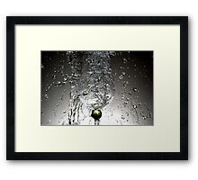 Movement of water 3 Framed Print