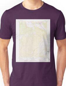 USGS TOPO Map Colorado CO Basalt 400319 1961 24000 Unisex T-Shirt