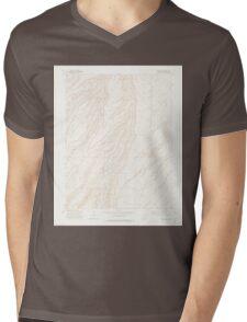 USGS TOPO Map Colorado CO Camel Back 400485 1973 24000 Mens V-Neck T-Shirt