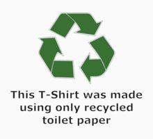 Environmentally Unfriendly T-Shirt by ch3rrybl0ss0m