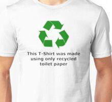 Environmentally Unfriendly T-Shirt Unisex T-Shirt