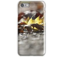 Tumbled  iPhone Case/Skin