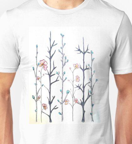 FIRST FLOWERS Unisex T-Shirt