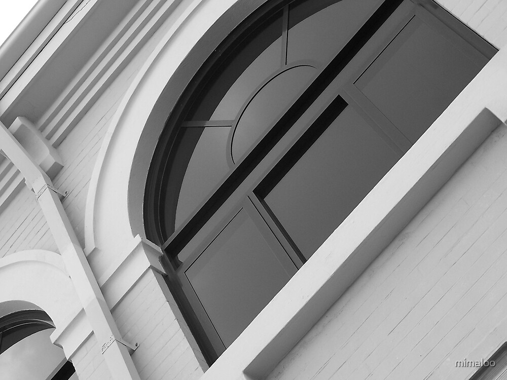 Arched Window by mimaloo