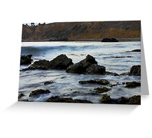 Palos Verdes Abalone Cove Greeting Card