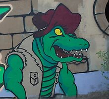 TMNT Street Graffiti by grimelab1