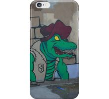 TMNT Street Graffiti iPhone Case/Skin