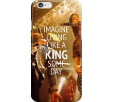 King For a Day // Pierce The Veil iPhone Case/Skin