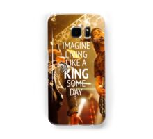 King For a Day // Pierce The Veil Samsung Galaxy Case/Skin