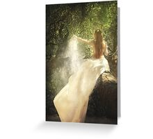 Faerie Dust Greeting Card