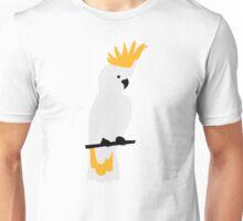 Cockatoo parrot Unisex T-Shirt