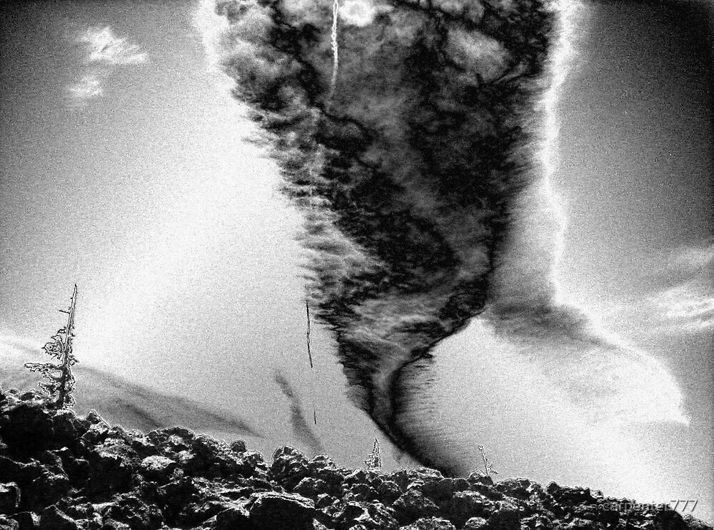 Metalic tornado by carpenter777