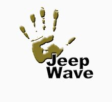 Jeep WAVE muddy hand Unisex T-Shirt