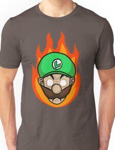 Luigi Is Mad Unisex T-Shirt