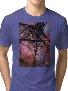 And from our towers we called out to them Tri-blend T-Shirt