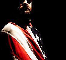 American Pride by Tawfik  Elgazzar
