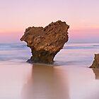 Montforts Beach by Sam Sneddon