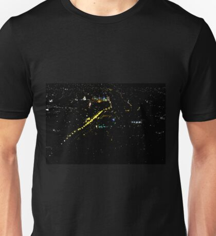 Late Night In Cuenca Ecuador Unisex T-Shirt