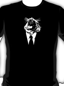 reservoir tiger : black tee edition T-Shirt
