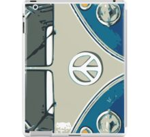 Volkswagen Bus Face iPad Case/Skin