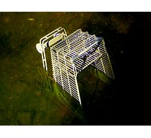 TROLLEY RAGE Photographic Print