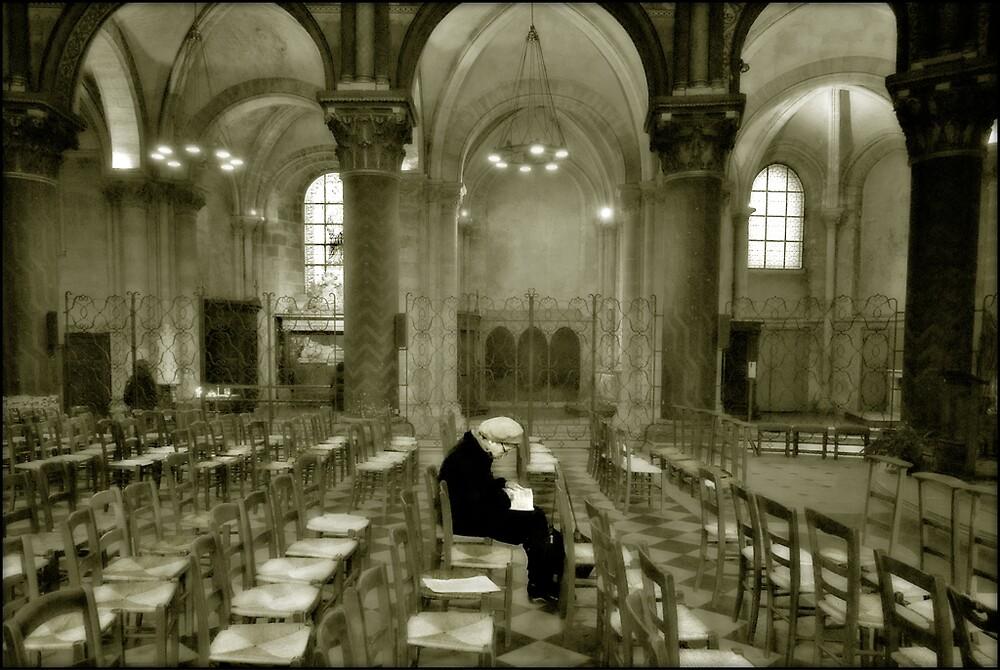 The Prayer by Charles McKean