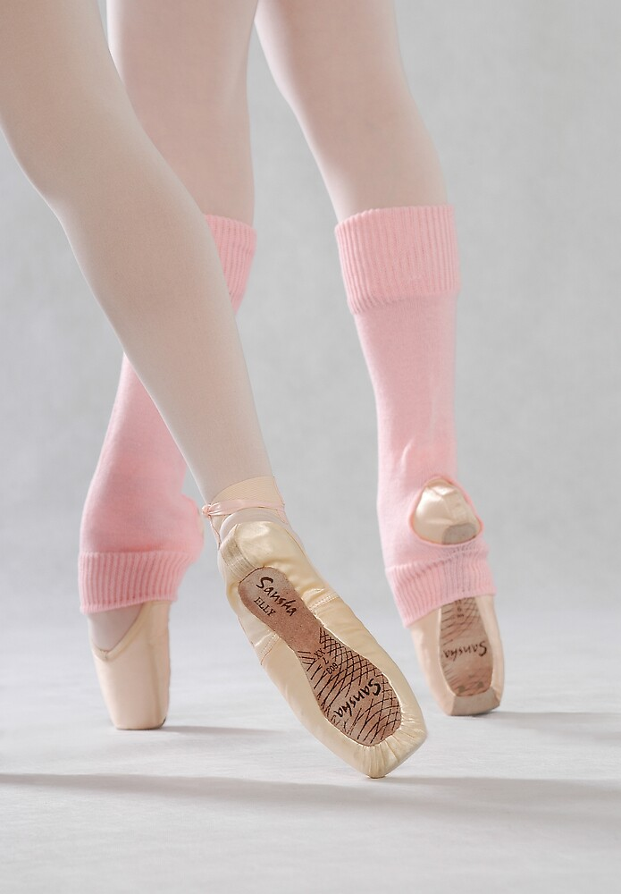 Ballet shoes by lawrencew