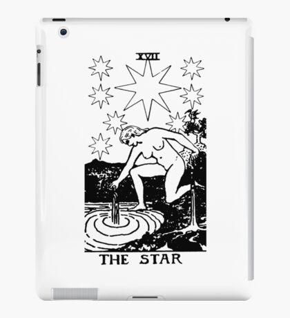 THE STAR - Tarot Card Design iPad Case/Skin