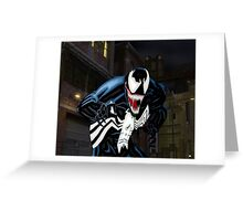 We Are Venom Greeting Card