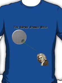 The Empire Strikes Bach T-Shirt