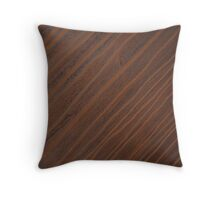 Rusting Sculpture Throw Pillow