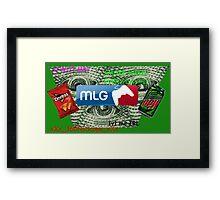 HoW To bE MLG NoScOpEr!!!11 Framed Print