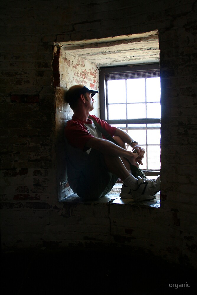 Deep in Thought/Cape Henry, Virginia Beach by organic