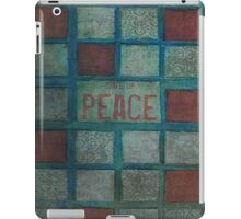 State Of Peace iPad Case/Skin