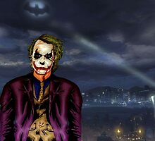 Why So Serious? by Dan Snelgrove