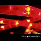 Tokyo Millennium Light Parade by K.D. Hemi