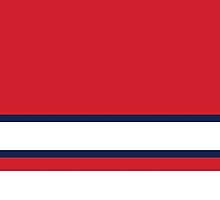Capitals Color Design by canossagraphics