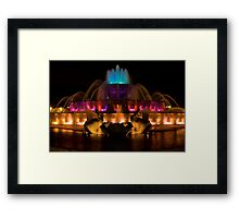 Fountain of Inspiration Framed Print