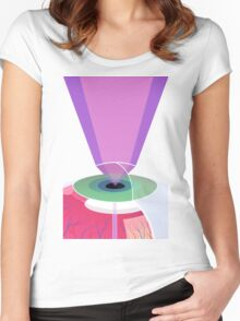 Eye Women's Fitted Scoop T-Shirt