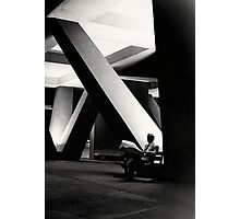 Night Reading Photographic Print