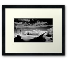 Pathway to Perdition 2 Framed Print